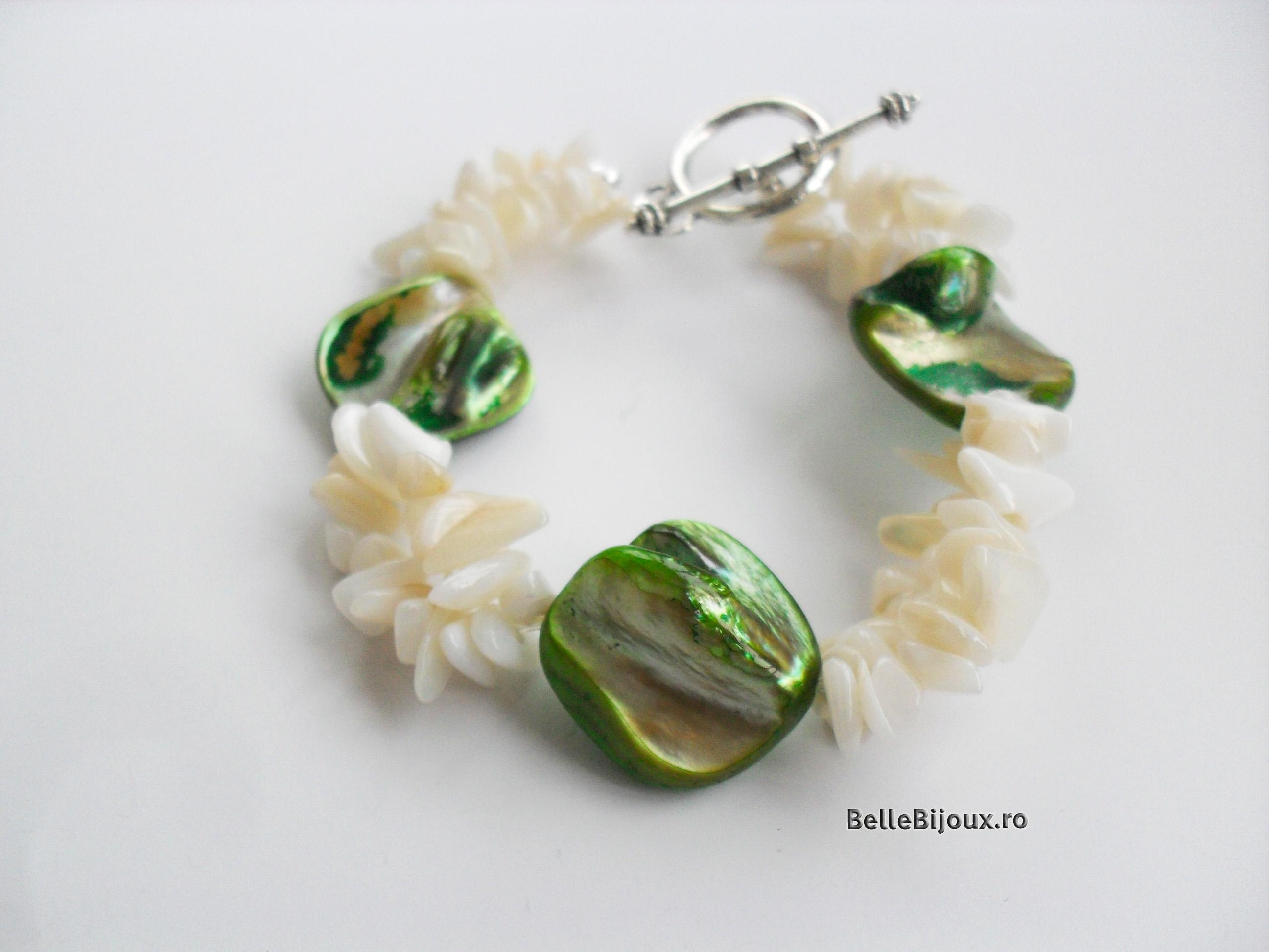 Set sidef verde-alb