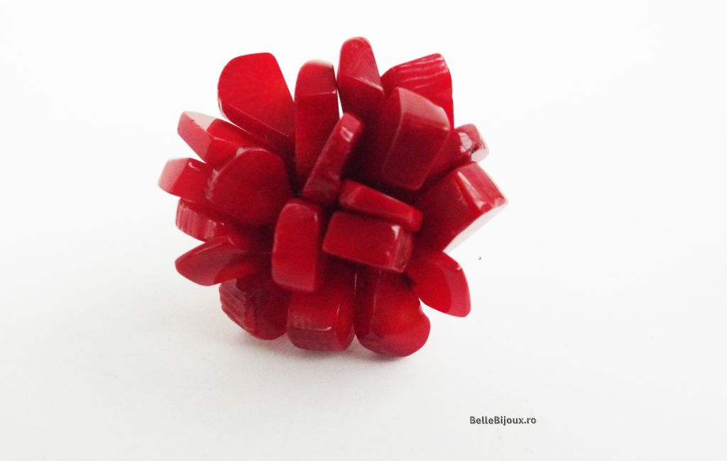 coral roșu