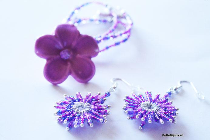 Set ,,Purple,,