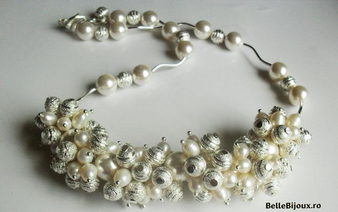 perle si margele metalice
